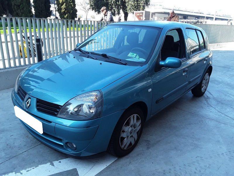 Próximamente: Renault Clio 1.5 dCi 65CV Authentique. Pocos Kms. 1 Solo Propietario.