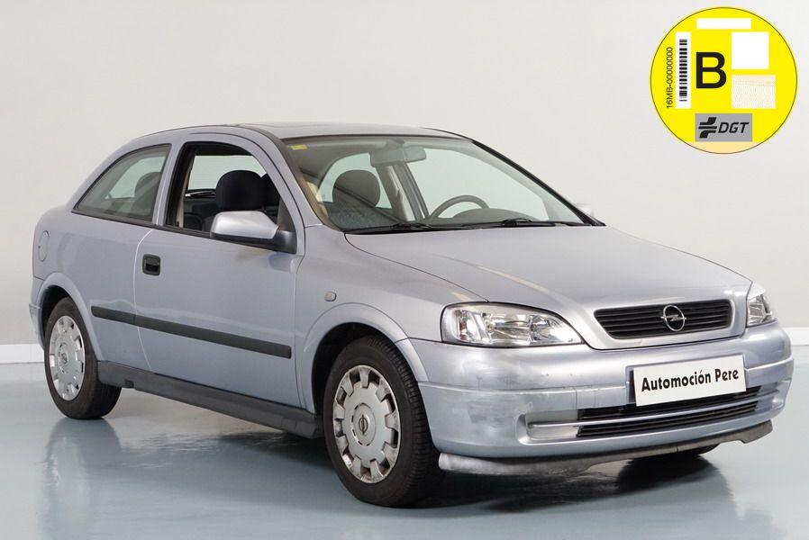 Opel Astra 1.6i 85CV Club. Solo 37.550 Kms. 1 Solo Propietario. Económico, Revisado y Garantía 12 Meses. Ocasión!