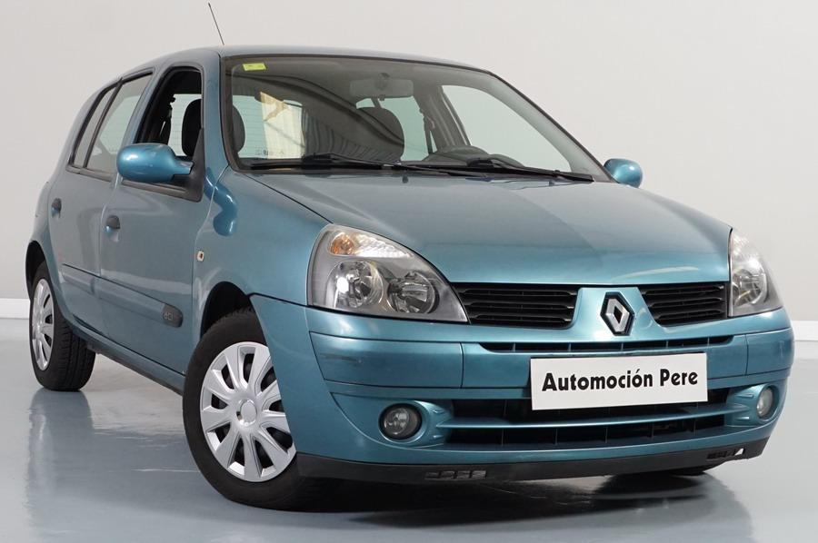 Renault Clio 1.5 dCi 65 CV Community. 1 Solo Propietario. Pocos Kms. Revisiones Selladas. Garantía 1 Año.