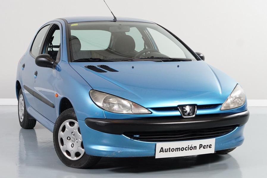 Peugeot 206 1.4i XR Présence. 1 Propietario. Económico. Garantía 12 Meses.
