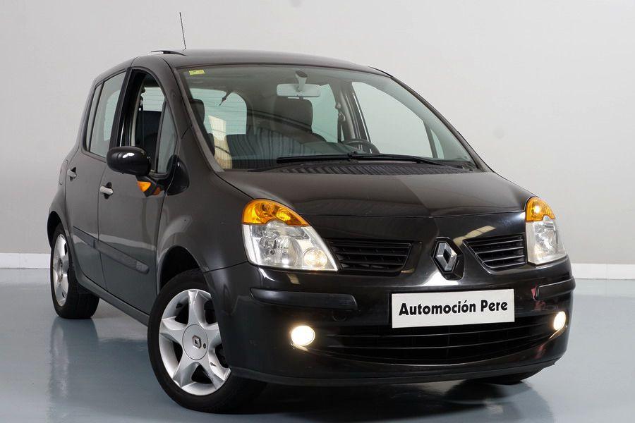 Renault Modus 1.5 dCi Confort Dynamique. Pocos Kms, 1 Sola Propietaria. Revisiones Selladas.