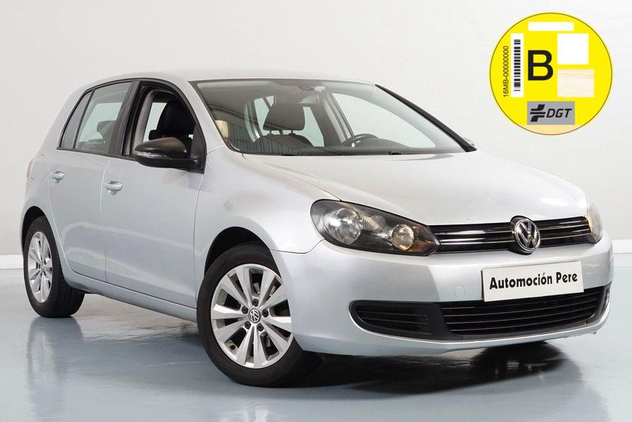 Volkswagen Golf 1.6 TDi 105 CV Bluemotion. Revisado. Garantía 12 Meses.