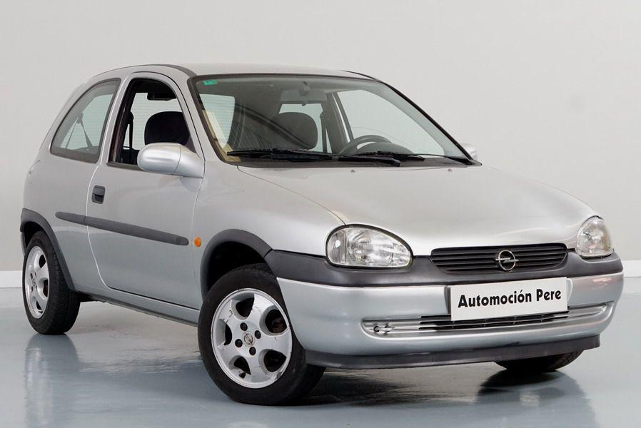 Opel Corsa 1.0i Eco Edition 2000. Revisado. Garantía 12 Meses.