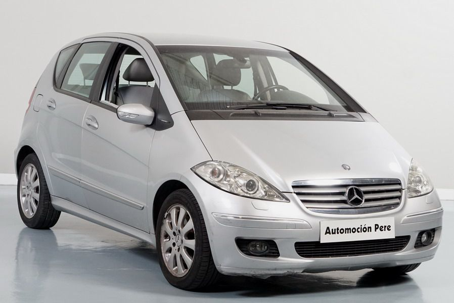 Nueva Recepción! Mercedes-Benz A-Klasse A 200 CDI Elegance. Nacional. Revisiones Selladas. Única Propietaria! (Pendiente de Preparación)