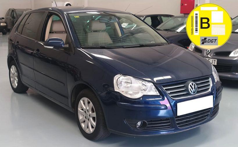 Nueva Recepción: Volkswagen Polo 1.4i Sportline. 1 Propietario. Solo 42.160 Kms. Revisiones Oficiales VW.