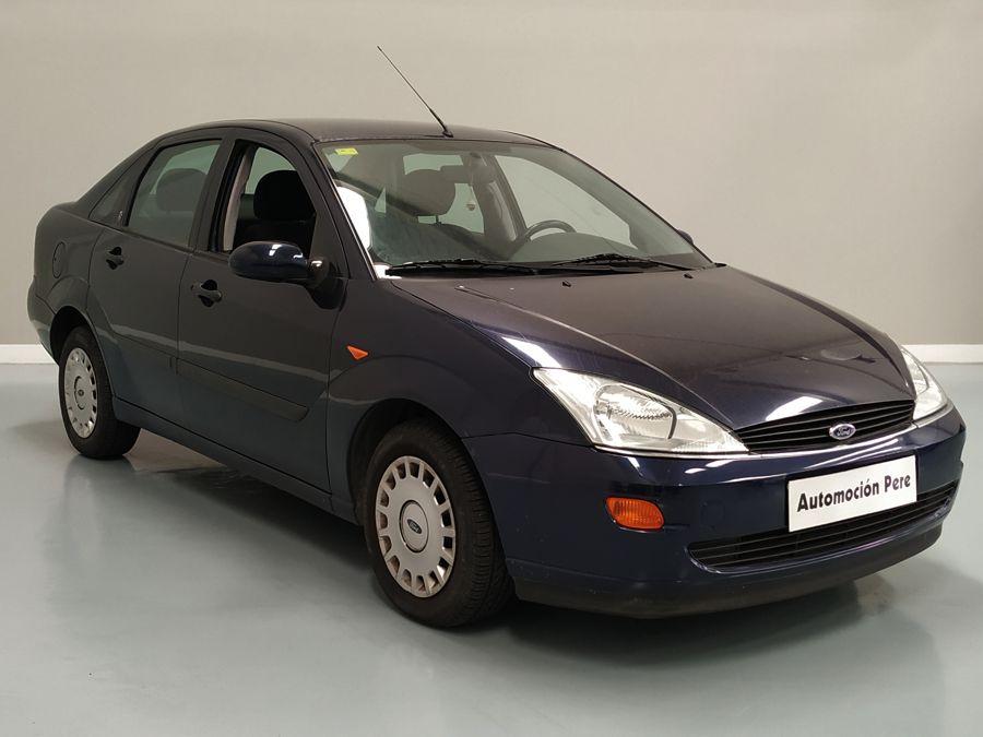 Nueva Recepción: Ford Focus 1.8 TDDi Guia. Solo 66.000 Kms. Revisiones Selladas. Garantía 12 Meses. Económico.