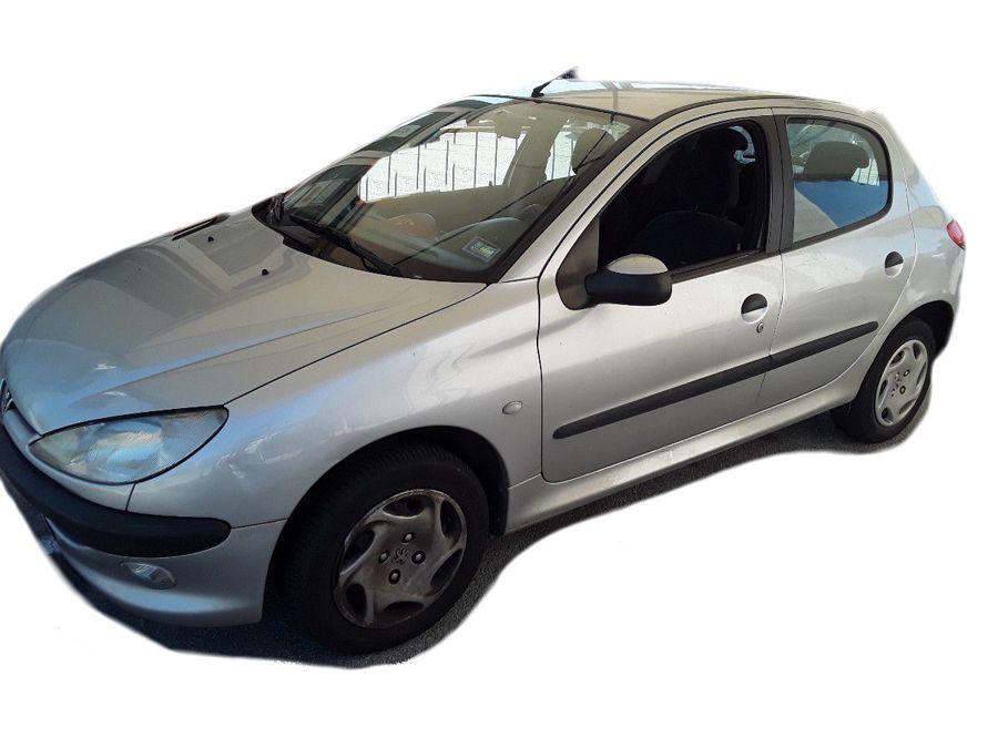 Próximamente: Peugeot 206 XT 1.9 Diesel. Económico, Revisado, Garantía 12 Meses.