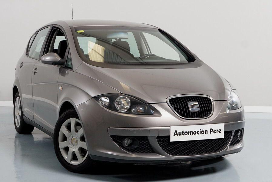 Seat Altea 1.9 TDI 105 CV Stylance. Revisiones Selladas. Revisado y con 12 Meses de Garantía.