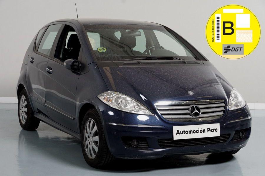 Mercedes Benz A180 CDi Aut Elegance. Revisiones Oficiales en Mercedes. 1 Solo Propietario. Garantía 12 Meses.