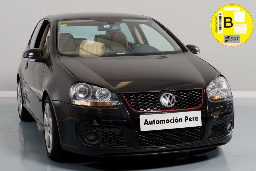 Volkswagen Golf 2.0 TFSi GTi DSG/6 Turbo 200 CV. 1 Propietario. Revisiones Selladas. Pocos Kms.
