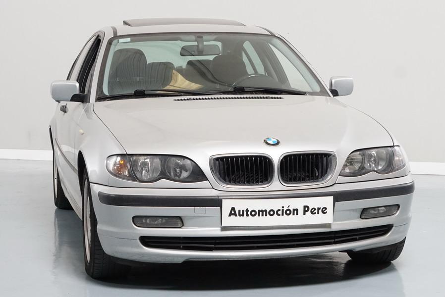 Nueva Recepción:  BMW 320d Automatico/SEC. 150 CV. Equipado. Revisado. Garantía 12 Meses.
