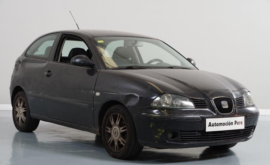 Nueva Recepción: Seat Ibiza 1.9 TDi Sport. Único Propietario. Revisiones Selladas, Económico.