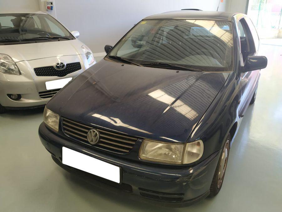 Nueva Recepción: Volkswagen Polo 1.4 Concept. 1 Solo Propietario. Pocos Kms. Revisiones Selladas. Económico y Garantía 12 Meses.