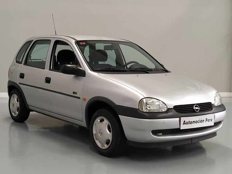 Opel Corsa 1.0i Eco. Pocos Kms. Revisiones Selladas. Económico y Garantía 12 Meses.