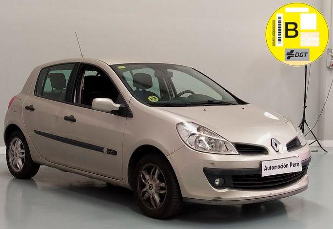 Renault Clio 1.5 dCi IMusic Confort Dynamique. Único Dueño. Pocos Kms. Revisiones Selladas. Garantia 12 Meses.