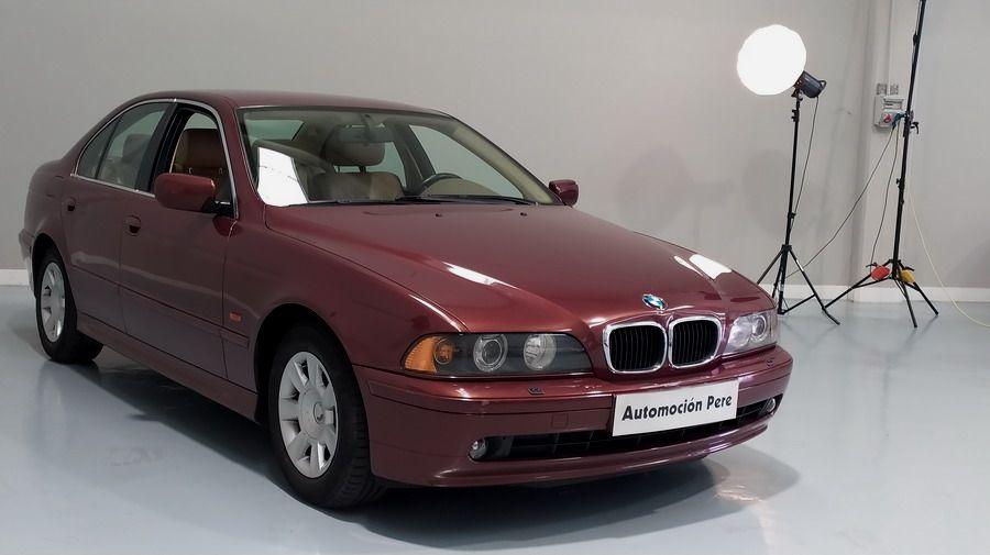 Nueva Recepción: BMW 525d 163 CV Automático/Sec. Único Propietario. Pocos Kms. Revisiones Selladas. Vehículo Nacional. Garantía 12 Meses.