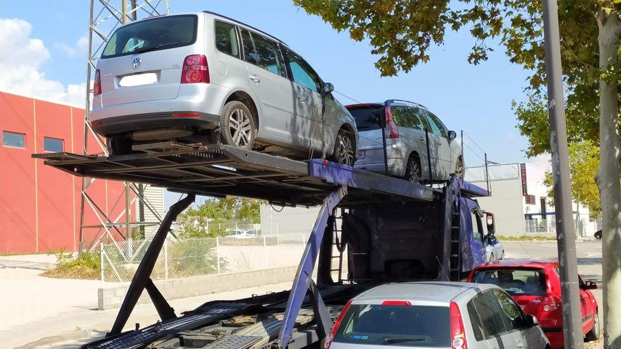 Nueva Recepción: Volkswagen Touran 2.0 TDI 140 CV DSG/6 Traveller. Revisado y con 12 Meses de Garantía.