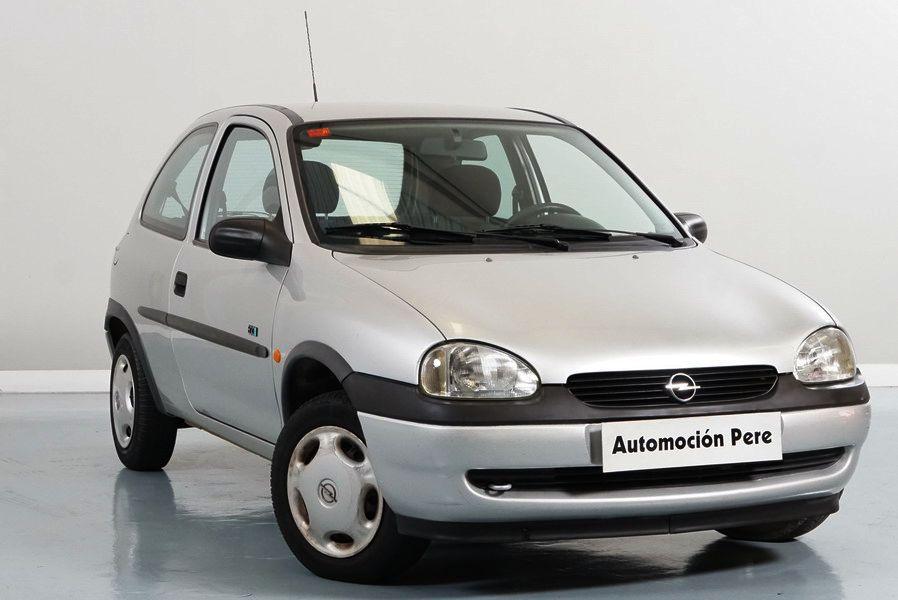 Opel Corsa 1.0i 12V 55CV ECO. Económico. Revisado y con Garantía 12 Meses.