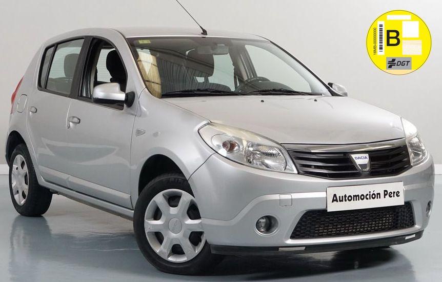 Dacia Sandero 1.5 dCi Ambiance. Único Propietario. Pocos Kms. Revisiones Selladas. Garantía 12 Meses.