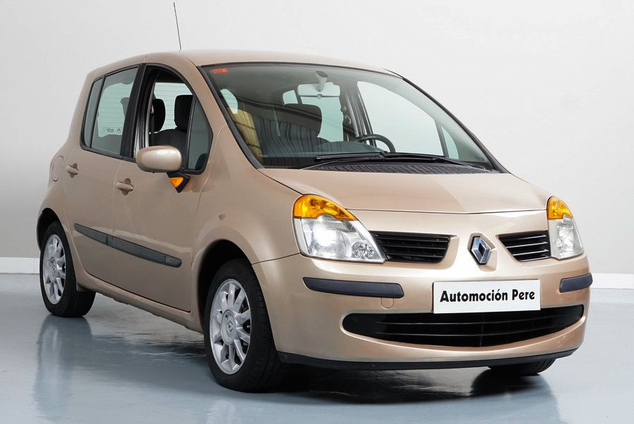 Renault Modus 1.5 dCi Confort Dynamique. Pocos Kms. Revisiones Selladas.