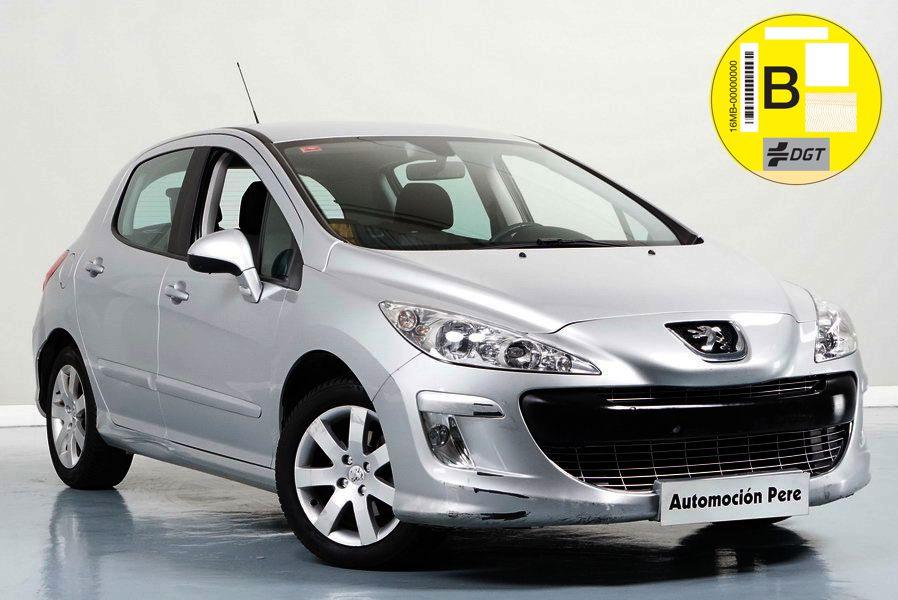 Peugeot 308 1.6 HDi Sport 90 CV 16V. Único Propietario. Pocos Kms. Revisiones Selladas.
