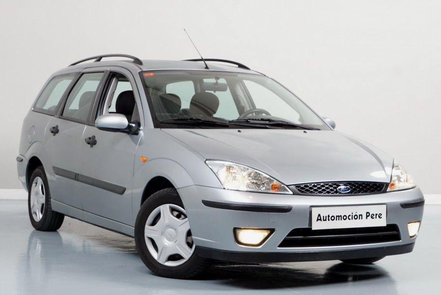 Ford Focus 1.8 TDCi 100 CV Trend Wagon. Único Propietario. Pocos Kms. Revisiones Selladas y Garantía 12 Meses.