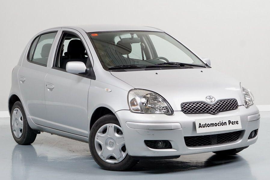 Nueva Recepción: Toyota Yaris 1.4 D4D Expo. Única Propietaria. Solo 46.228 Kms. Revisiones Selladas. Garantía 12 Meses.