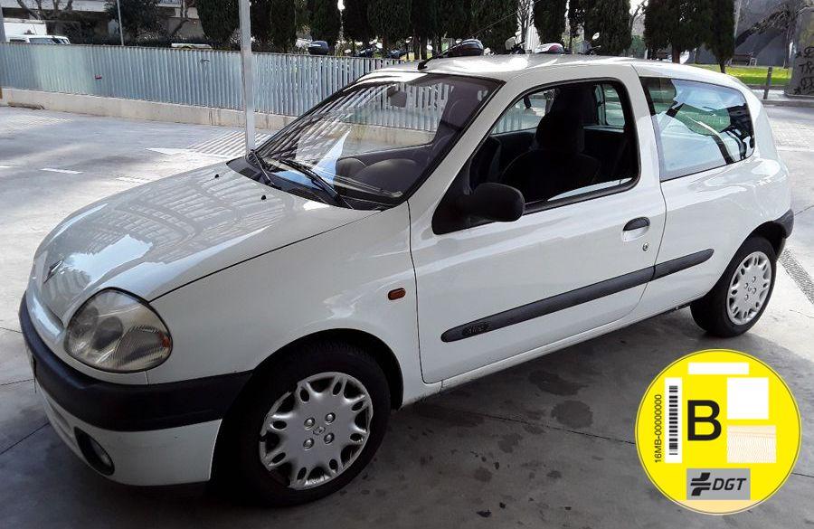 Próximamente: Renault Clio 1.2i 75CV Alizé. Económico, Revisado, Garantía 12 Meses.