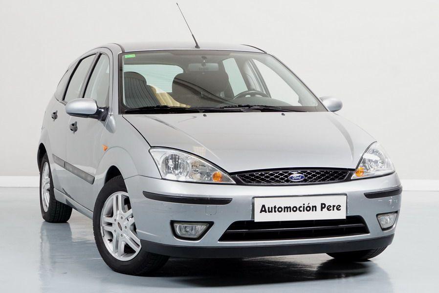 Ford Focus 1.8 TDCi 100 CV Trend. Pocos Kms. Revisiones Selladas. Único Propietario!!
