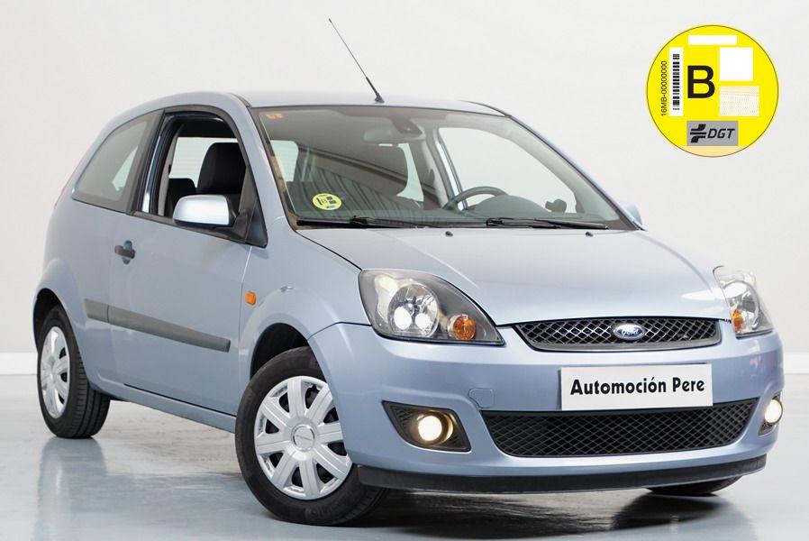 Ford Fiesta Coupé 1.4 TDCi New Port. Único Propietario. Pocos Kms. Revisiones Selladas. Garantía 12 Meses