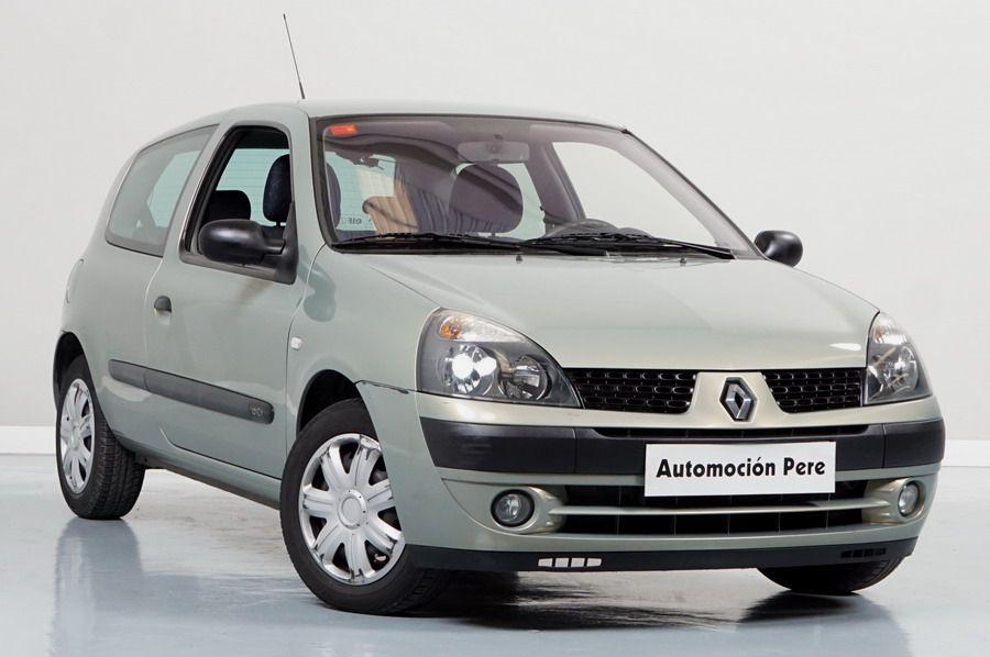Renault Clio 1.5 dCi Expressión. Económico y con Garantía 12 Meses.