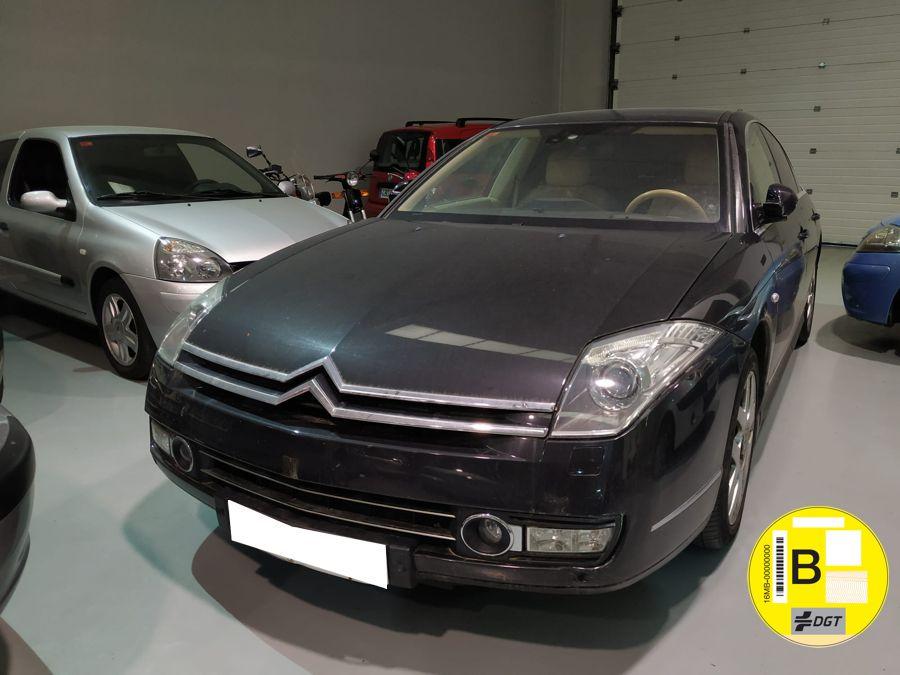 Nueva Recepción: Citroën C6 2.7 HDi V6 205 CV Exclusive, Automático. Único Dueño. Revisones Oficiales Citroën. Pocos Kms.