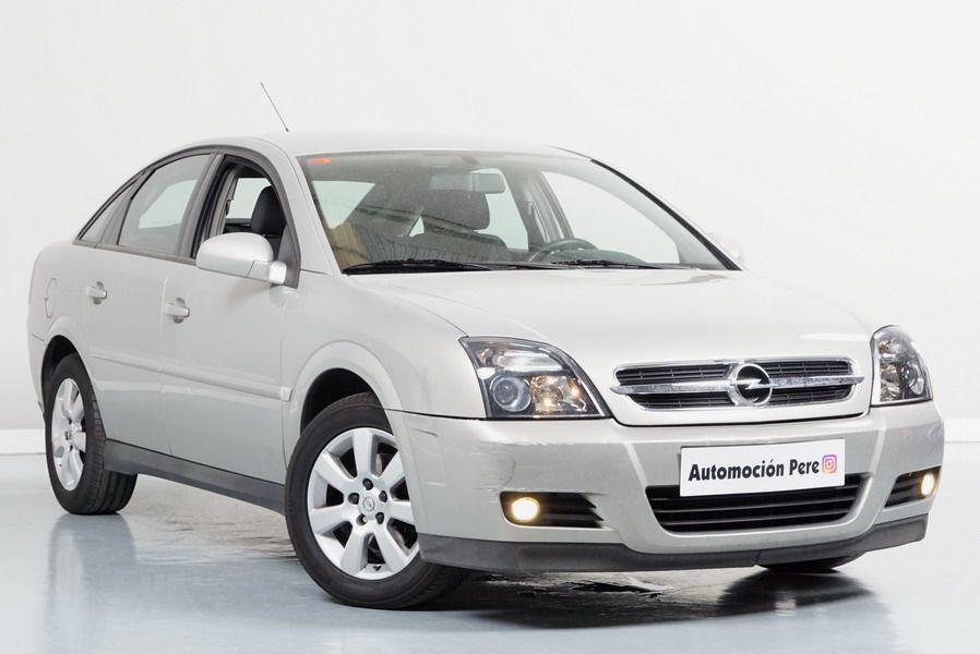 Nueva Recepción: Opel Vectra 1.9 CDTi 120 CV 6 Vel. Único Propietario. Solo 54.000 Kms. Revisiones Selladas.