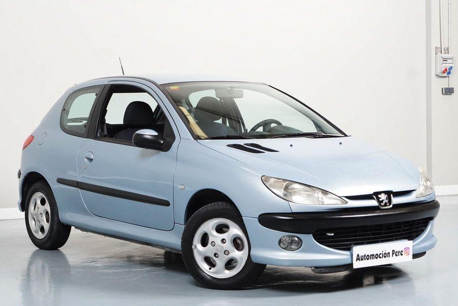 Nueva Recepción: Peugeot 206 1.4i XS. Solo 57.000 Kms. Único Propietario. Revisiones Selladas.
