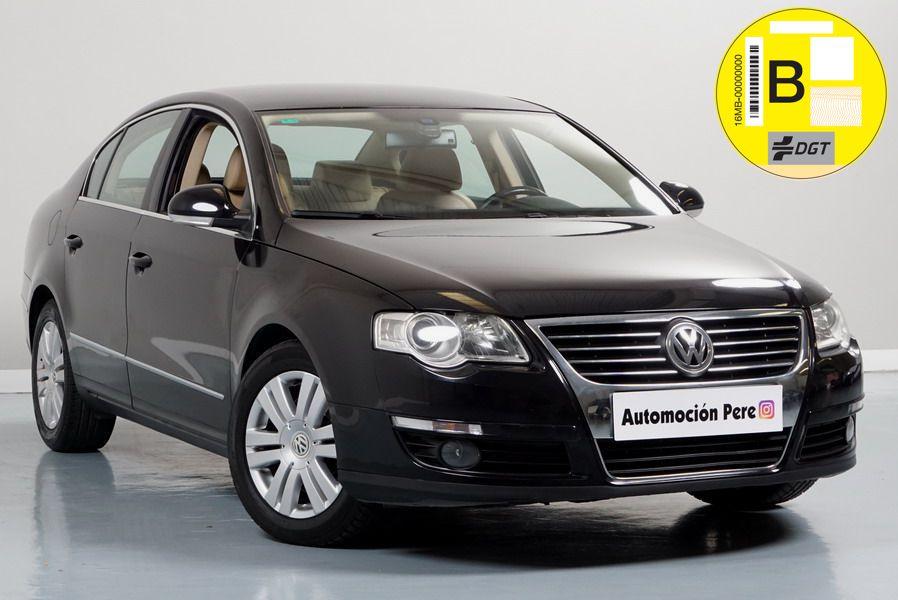 Volkswagen Passat 2.0 TDi 140 CV Highline. Único Propietario. Pocos Kms. Revisiones Selladas.