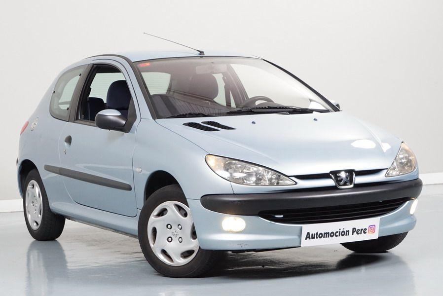 Nueva Recepción: Peugeot 206 1.4 HDi XT. Único Propietario. Solo 62.000 Kms. Revisiones Selladas. Impecable!