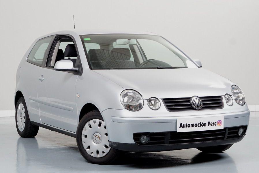 Nueva Recepción: Volkswagen Polo 1.4 TDi Trendline. Única Propietaria. Solo 86.000 Kms Revisiones Selladas. Impecable!