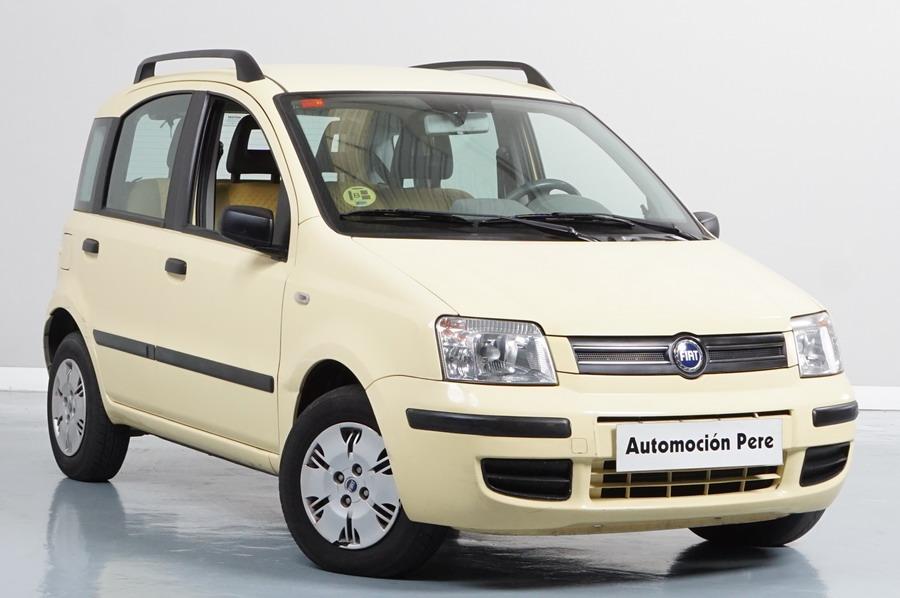 Fiat Panda 1.2i 60 CV Dynamic. Pocos Kms. Revisiones Selladas.