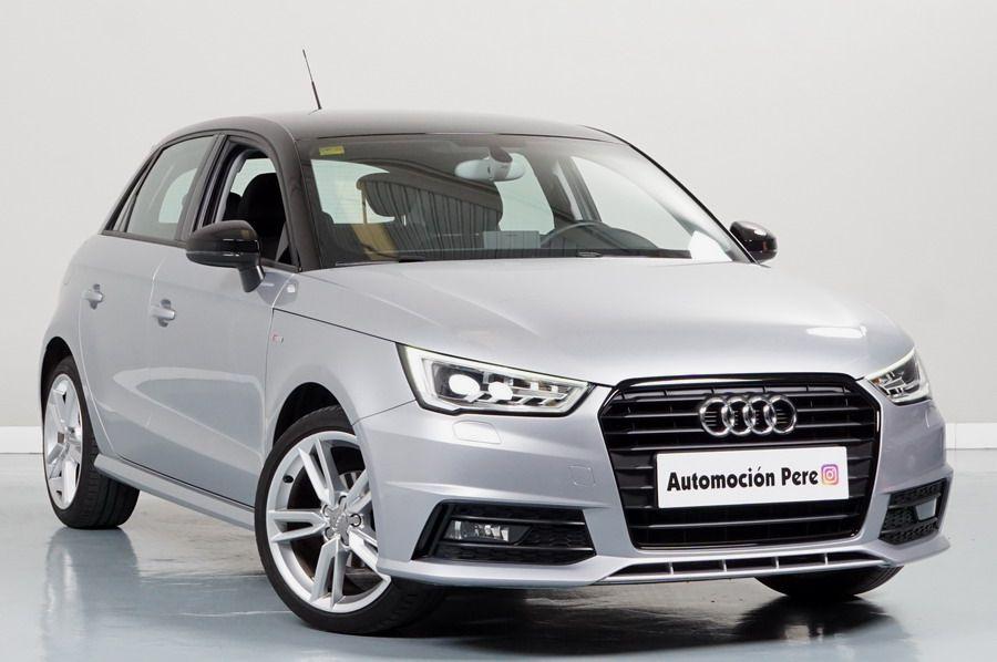 Audi A1 1.0i 95 CV Adrenalin SportBack. Muy Equipado. Único Propietario. Pocos Kms.