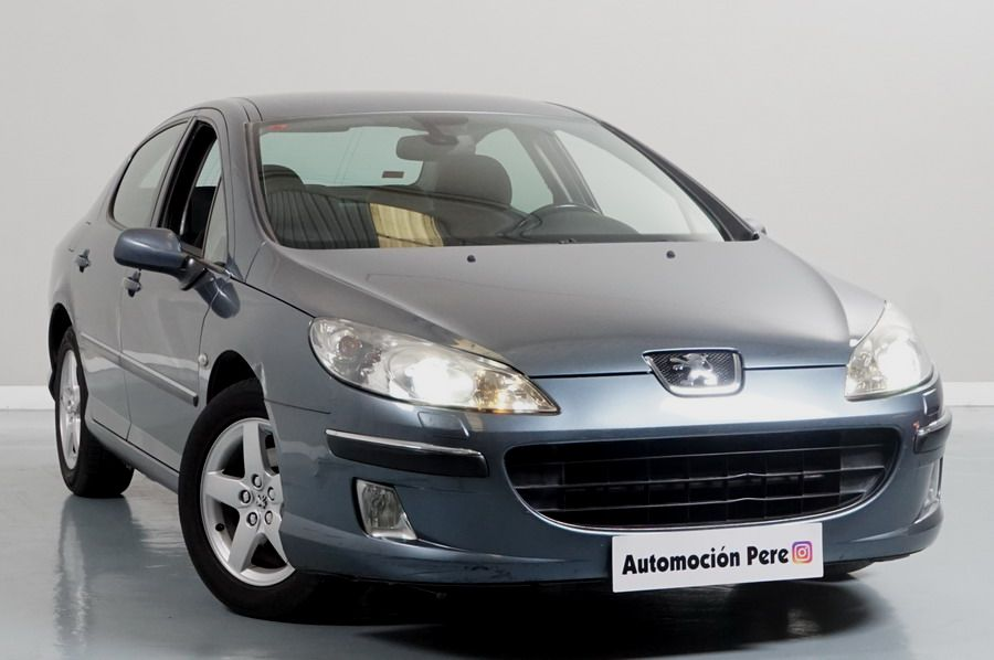 Nueva Recepción: Peugeot 407 2.0 HDi ST Confort Pack. Pocos Kms. Revisiones Selladas. Único Propietario.