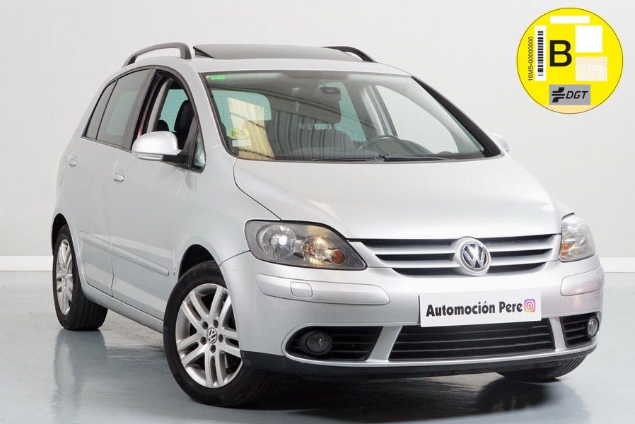 Nueva Recepción: Volkswagen Golf Plus 2.0 TDi 140CV DSG Tour. Equipado. Pocos Kms. Revisiones Selladas! Impecable.