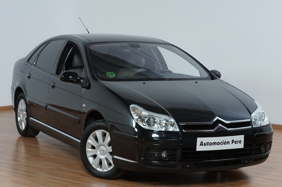 citroen c5 v6 aut sec 207 cv exclusive automocio pere. Black Bedroom Furniture Sets. Home Design Ideas