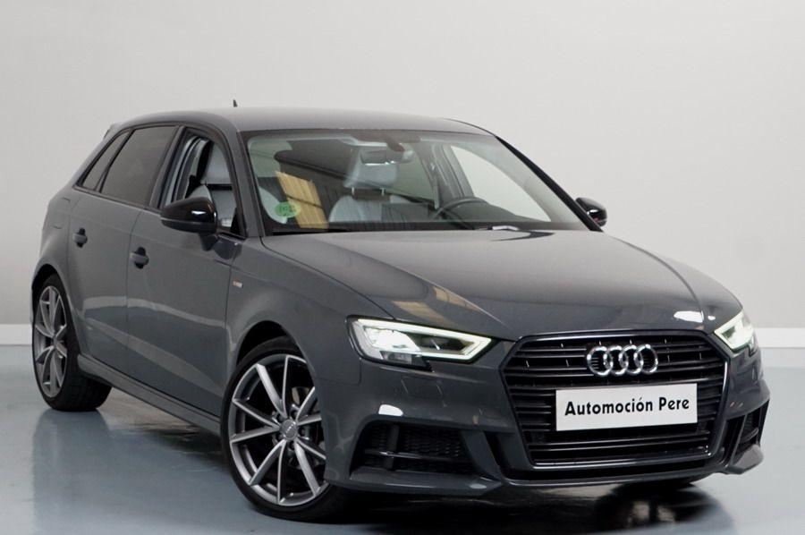 Audi A3 TFSi 150 CV S-Line. Único Propietario. Pocos Kms. Revisiones Oficiales.