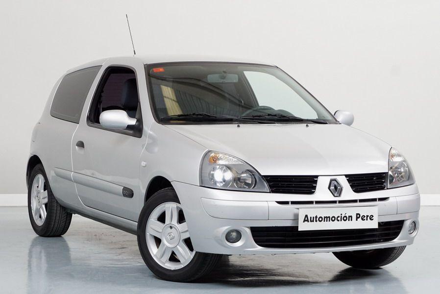 Renault Clio 1.5 dCi Authentique Pack. Económico. Revisado y Garnatía 12 Meses.