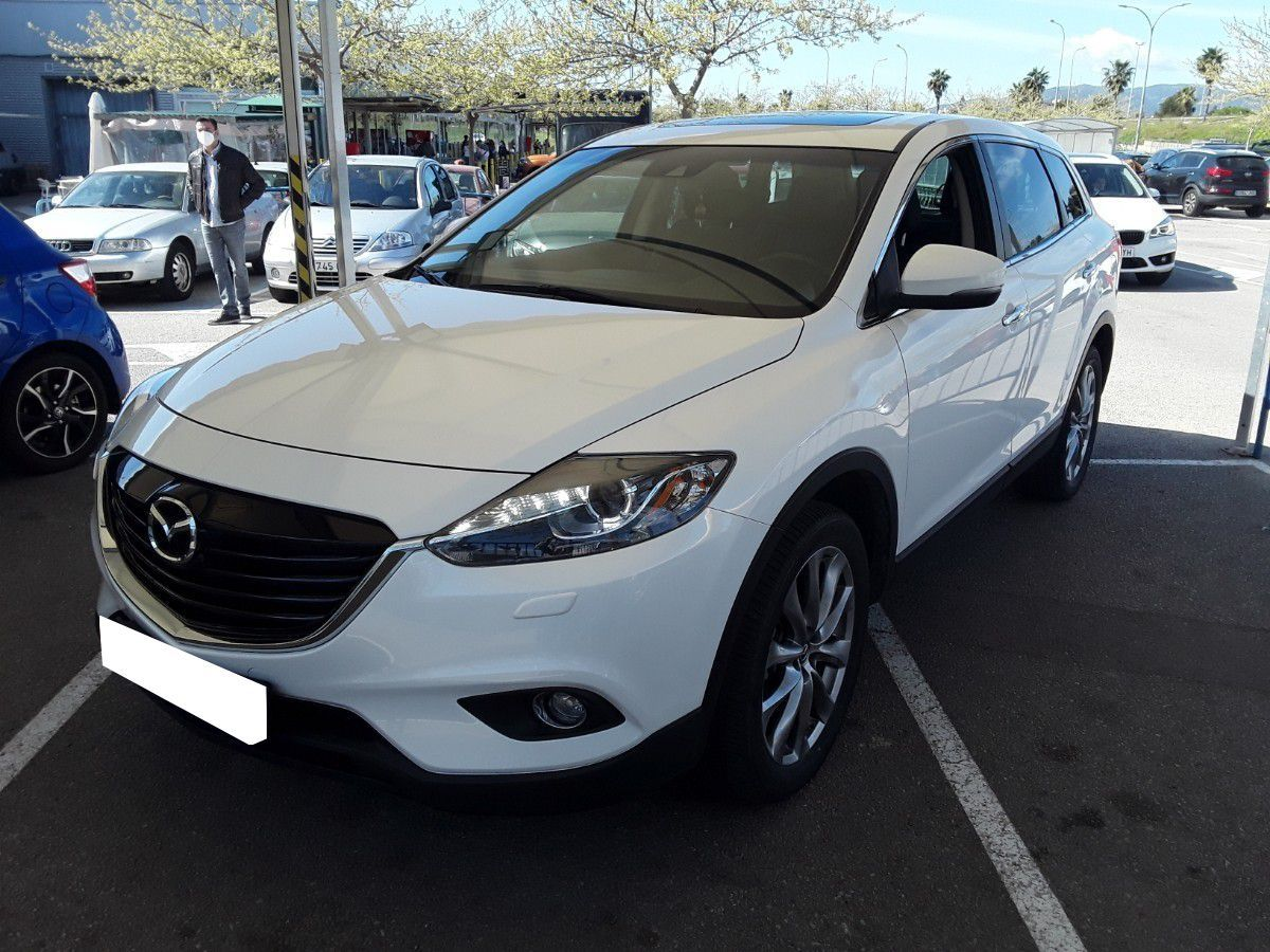 Próximamente: Mazda CX-9 3.7i V6 277CV 4x4 Luxury Aut. Único Propietario. Solo 16.000 Kms. Ocasión!