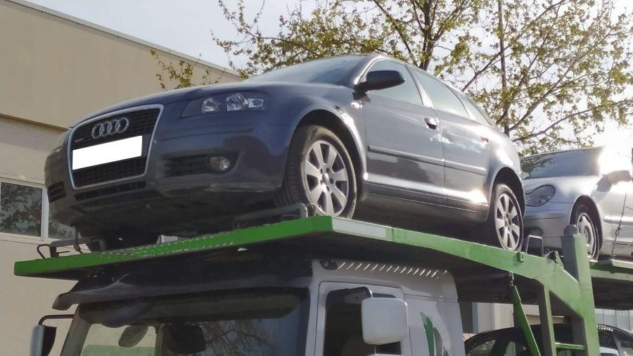Audi A3 SportBack 2.0 TDi 140 CV Ambiente. Pocos Kms. Revisiones Selladas.