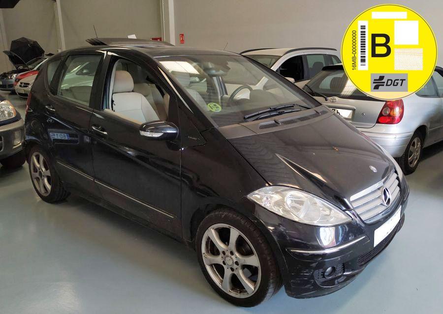 Mercedes Benz A200 CDi Elegance Automático. Único Propietario. Pocos Kms. Revisiones Selladas.