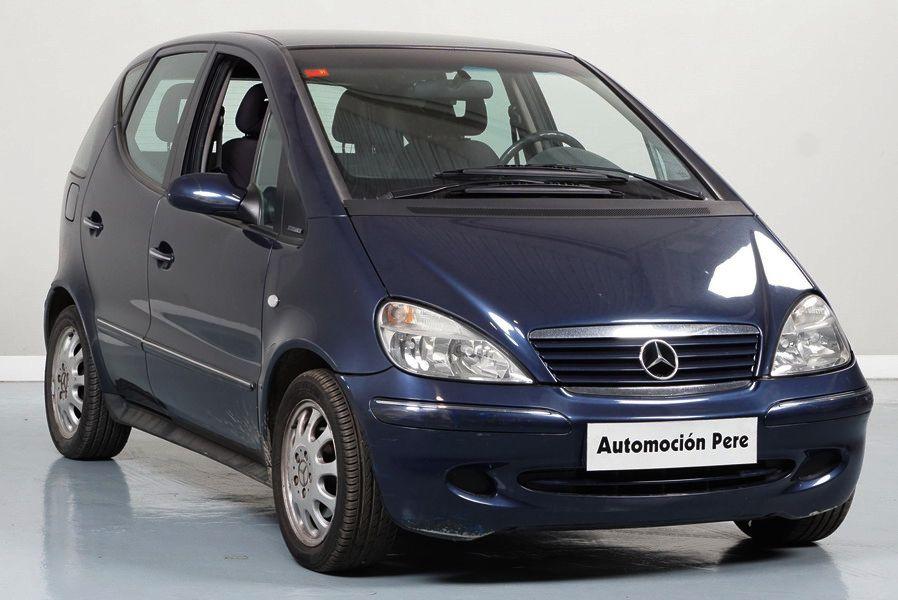 Nueva Recepción: Mercedes A170 CDi Elegance. Pocos Kms. Revisiones Selladas. Garantía 12 Meses.