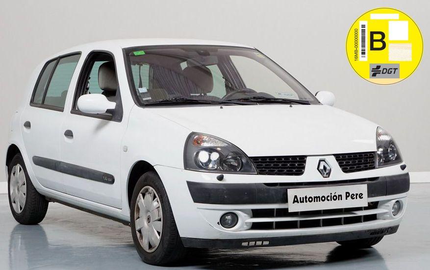 Nueva Recepción: Renault Clio 1.4i Automático Privilege. Único Dueña- Pocos Kms. Equipado! Garantía 12 Meses.