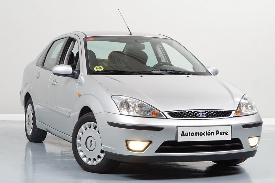 Ford Focus 1.8 TDCi 90 CV Guia. Único Propietario. Económico. Revisiones Selladas. Garantía 12 Meses.